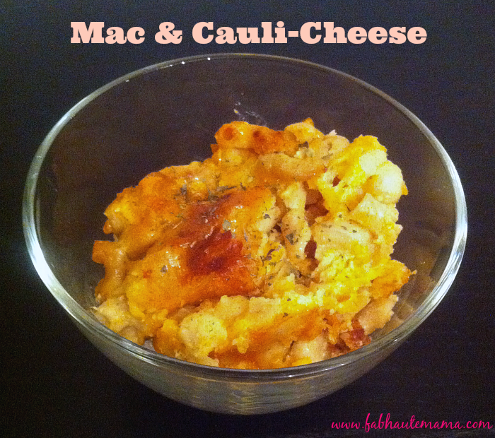 Mac & Cauli Cheese