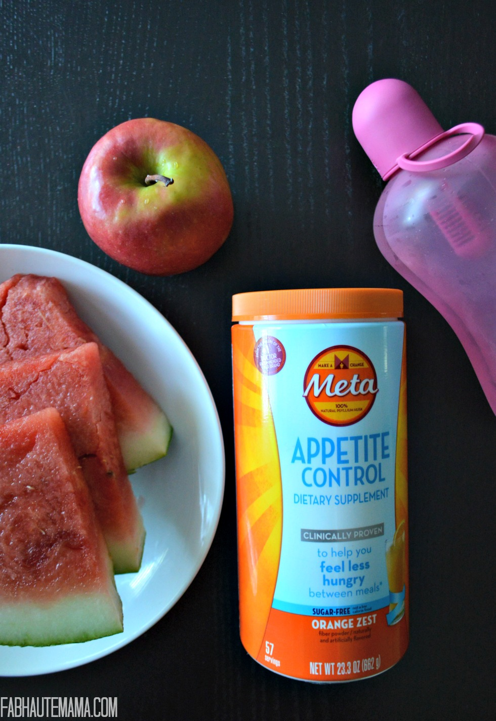 Drink Meta Appetite Control after meals to help you feel full longer and avoid cravings.